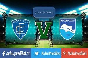 Prediksi Bola Empoli Vs Pescara 8 April 2017