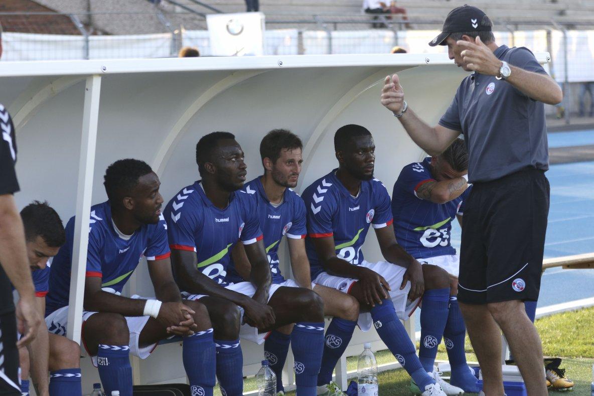 Reprise L1 j- 2 : Strasbourg, la résurrection d'un historique du foot français - Ligue 1 - Football