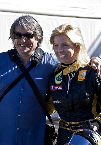 La pilote espagnole Maria de Villota retrouvée morte