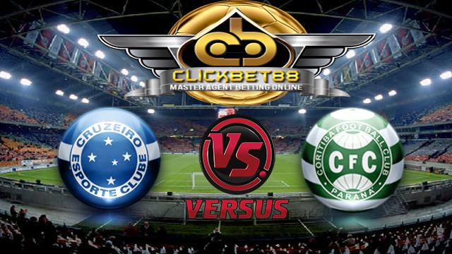 Prediksi Cruzeiro VS Coritiba 26 Juni 2017 - Prediksi pertandingan