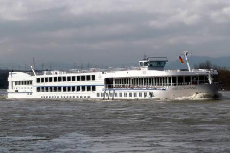 SPIRIT OF CALEDONIA - De Binnenvaart