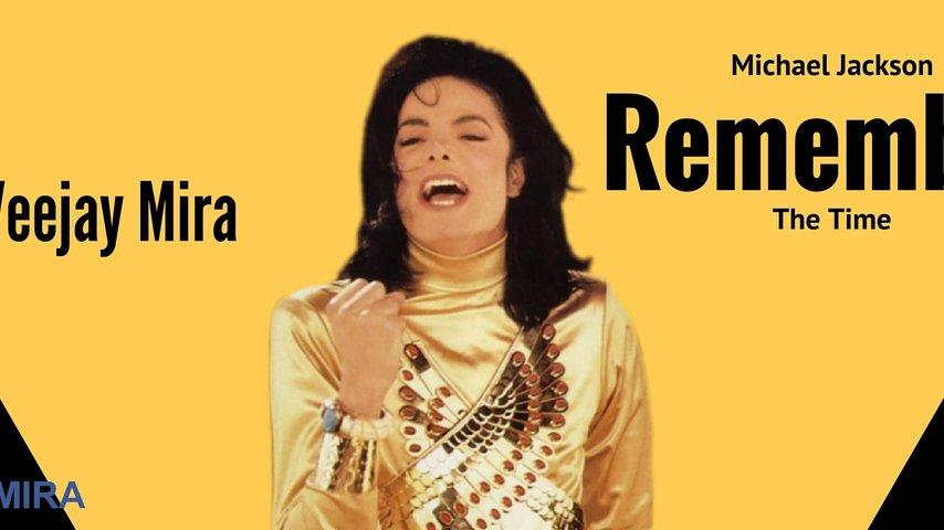 Michael Jackson - Remember The Time (Haze-M _ Manos Remix 2016) Video By Vj Mira