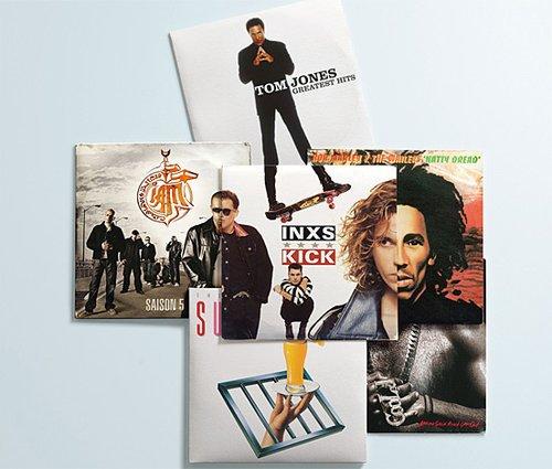 Top 10 des assemblages de pochettes d'albums plutôt bien vus
