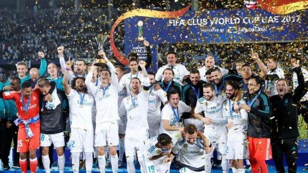 Kalahkan Gremio, Real Madrid Menjadi Juara Piala Dunia AntarKlub
