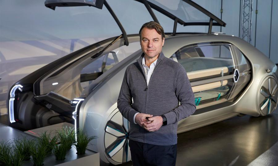 Renault's styling boss on designing for an autonomous future