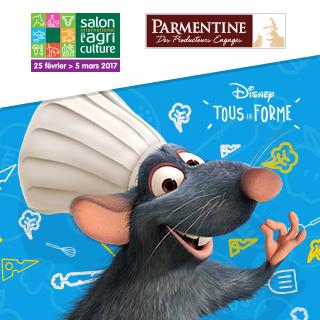 Jeu-Concours Disney Tous en Forme et Parmentine - Concours Disney.fr