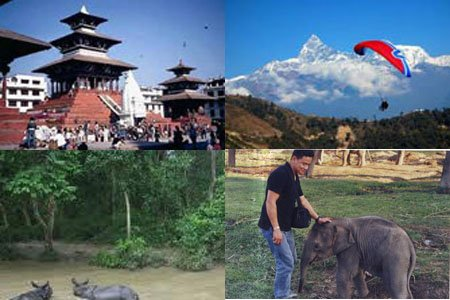 Kathmandu Pokhara Chitwan Tour, Chitwan travel holiday tour | Trekking in Nepal, Holidays adventure in Nepal, Trekking and tour operator agency in Nepal