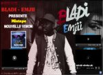 Wix.com bladi emjii created by poetefute based on Show and Shout New