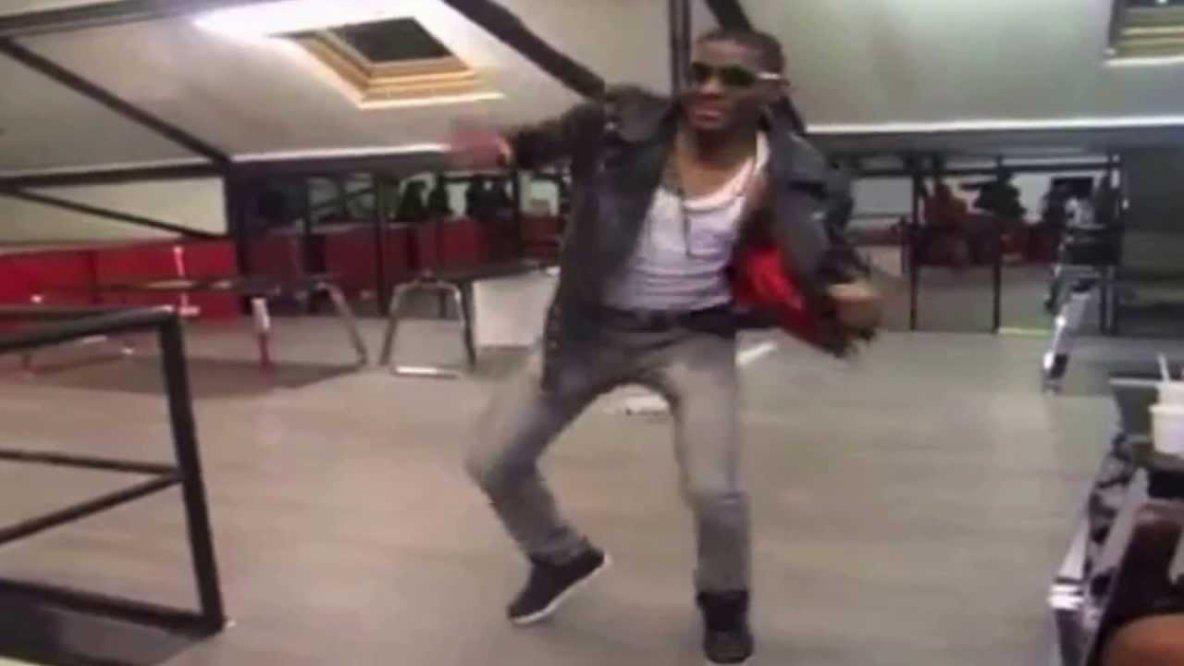 Lapiosh danse... Delire