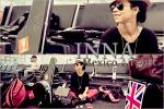 → INNA à l'aéroport de Mexico + video de la Signing session à Mexico Petites news aujourd'hui, deux photos de INNA à l'Aéroport de Mexico et une video de sa séance de dédicasses avec s...