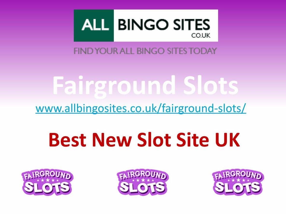Fairground Slots - Best New Slot Site UK