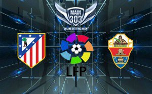 Prediksi Atletico Madrid vs Elche 25 April 2015 Primera Divi