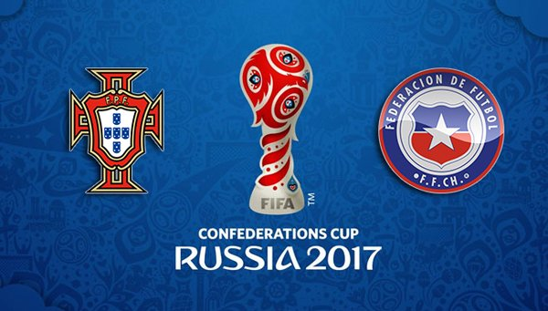 Prediksi Portugal Vs Chile 29 Juni 2017 | 99 Bola