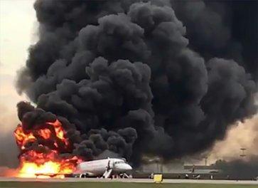 Atterrissage meurtrier à Moscou: le pilote met en cause la foudre