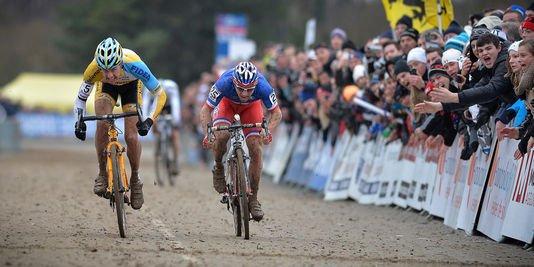 Francis Mourey, l'exception française du cyclocross