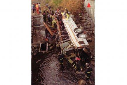 Il y a 15 ans, la tragédie des Éboulements faisait 44 morts | Philippe Teisceira-Lessard | Justice et faits divers