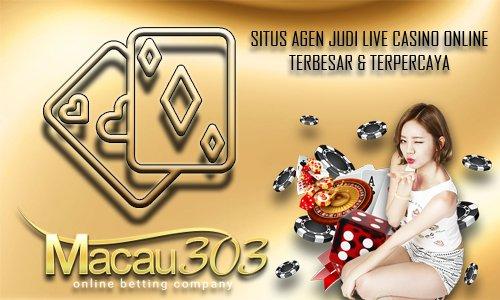 Situs Tempat Main Judi Live Casino Online Yang Aman Nyaman