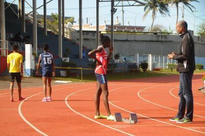 CJSOI – SAISON 2017 : L'athlétisme aux Seychelles pour démarrer