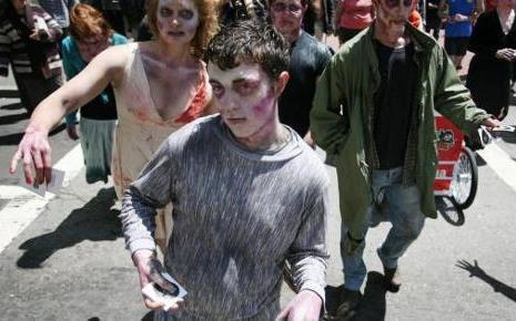 Halloween : les zombies n'ont pas leur place au Puy-en-Velay - RTL.fr