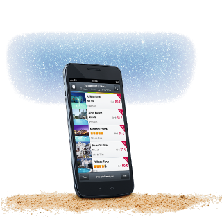 Téléchargez l'application mobile hôtel Voyages-sncf