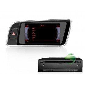 Audi Q5(2008-2012)Rechtslenker Kopfteil Nachrüst Stereo GPS Naviationssystem