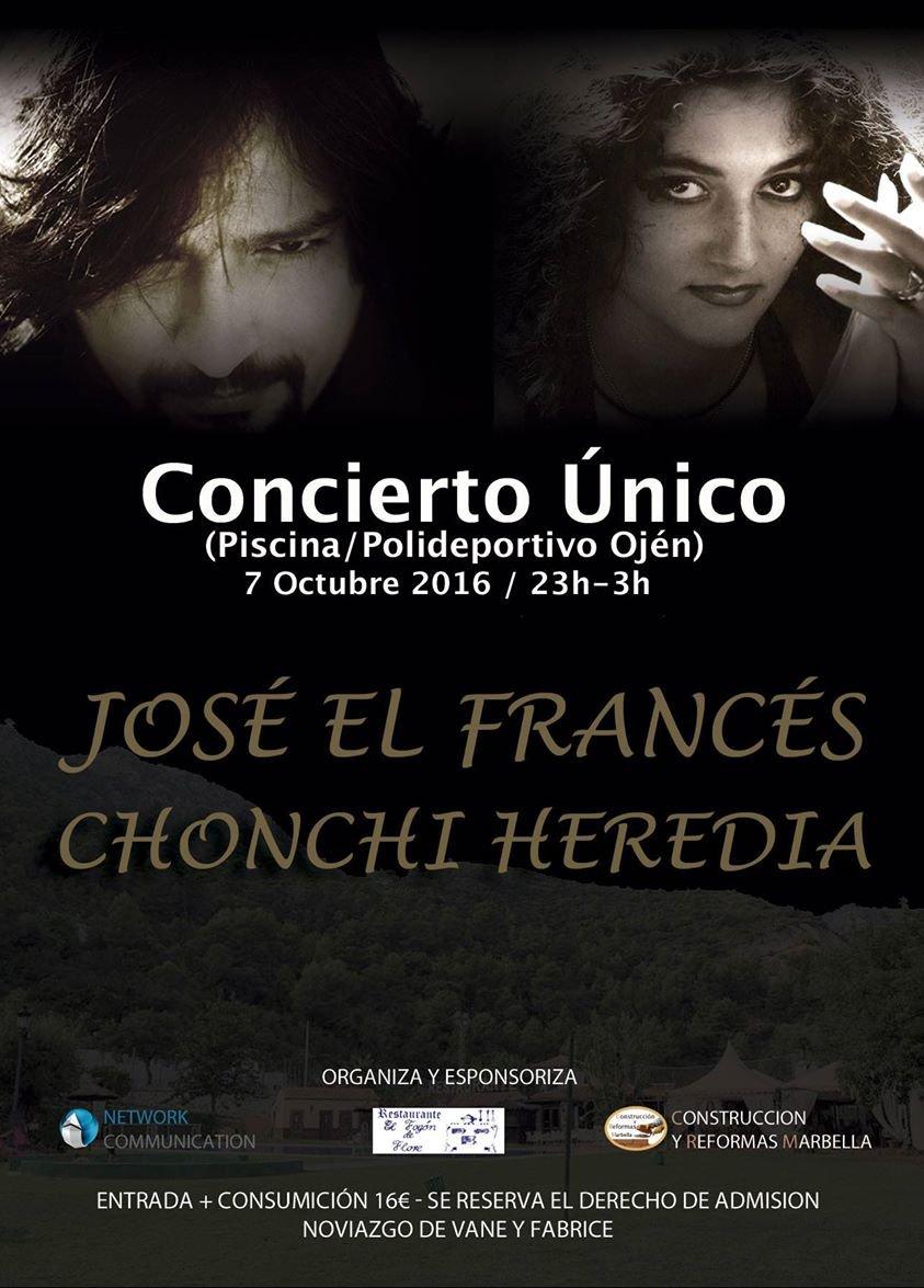 concierto unico 7 de octubre