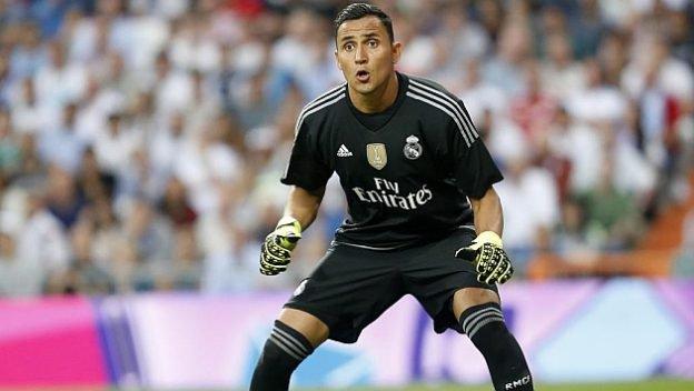 Keylor Navas Tak Bahagia Di Madrid, Arsenal Dan Liverpool Siap Menampung