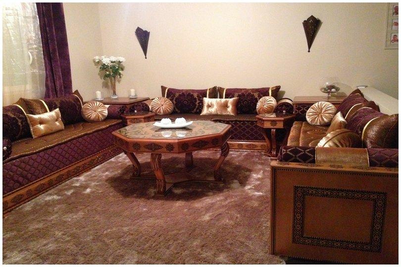 Merveilles d 39 orient salon marocain 100 oriental for Salon oriental marocain