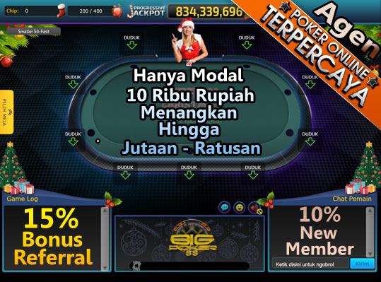 Daftar Situs Poker Online Terpercaya Di Indonesia