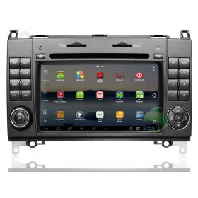 Android 4.0 Auto DVD Player GPS Navigationssystem für Mercedes-Benz A Klasse W169(2004 2005 2006 2007 2008 2009 2010 2011 2012)