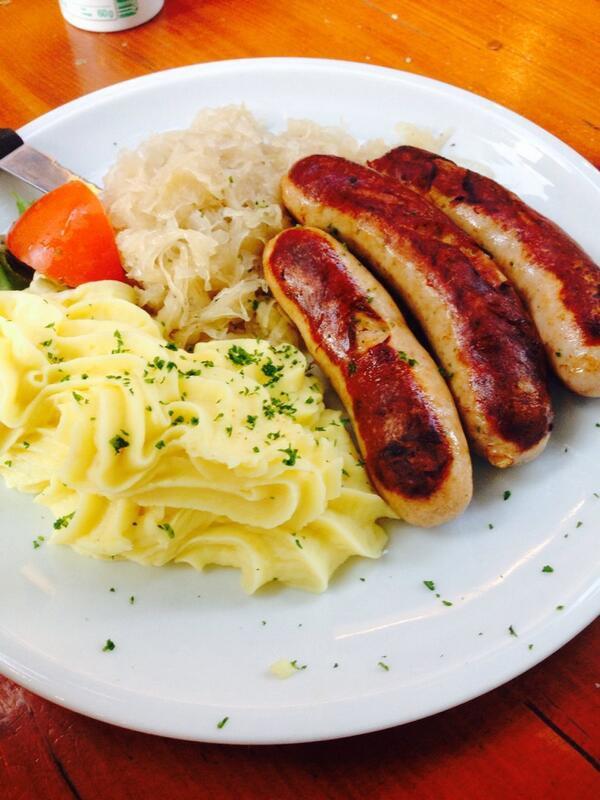 Twitter / Oshima__Yuko : やっぱりこれ食べなきゃ #Germany #Sausage ...