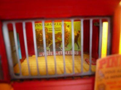 Décoration intérieur Cage aux Fauves ...