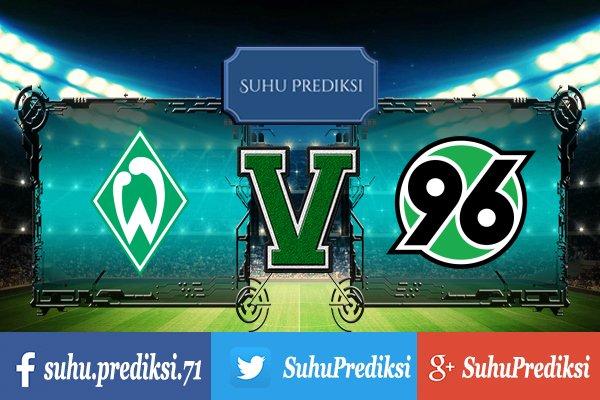 Prediksi Bola Werder Bremen Vs Hannover 96 19 November 2017