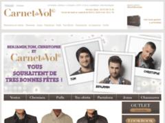Carnet de vol : Vêtement Homme - Prêt-à-porter
