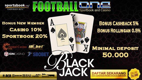 Tips Menang Bermain Blackjack Agar Menang Lawan Bandar