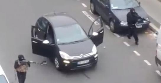 Charlie Hebdo : L'horreur...