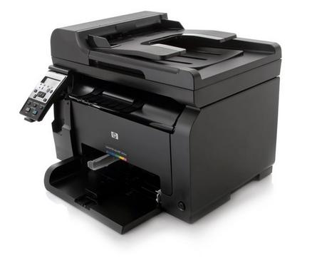 HP Color LaserJet CMfxi Specs