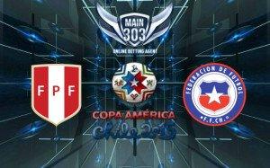 Prediksi Peru vs Cili 14 Oktober 2015