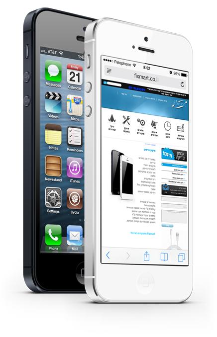 מעבדה לתיקון אייפון - אין חלקים מקוריים לתיקון האייפון? שיקרו לכם!