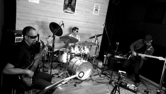 Rehearsal: Dallton Santos Trio || DALLTON SANTOS || Official Website