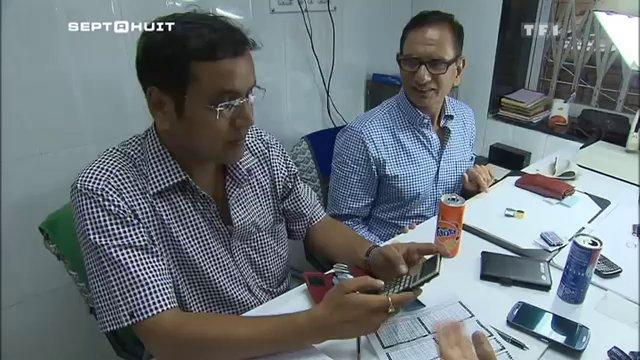 Un reportage sur le diamant dans la prochaine capitale du diamant: Bombay!