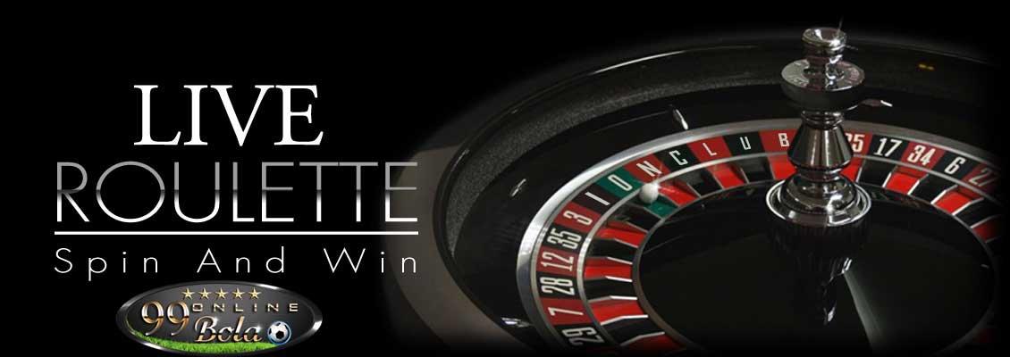 Permainan Judi Roulette SBOBET Casino Online | 99 Bola