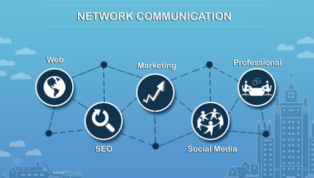 Network Communication - Google+