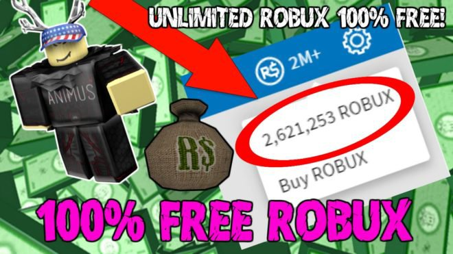 Roblox Hack - How To Get Free Robux on Roblox