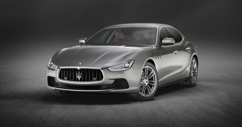 Maserati knows how to build perfection: 2018 Ghibli GranLusso