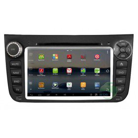 Android 4.0 Auto DVD Player GPS Navigationssystem für Mercedes-Benz Smart(2011 2012)