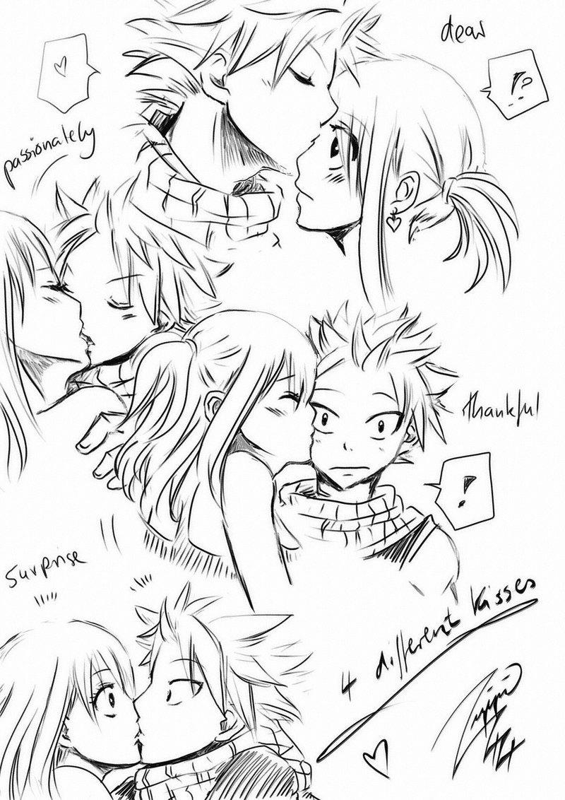 4 Kisses by ~zippi44 on deviantART