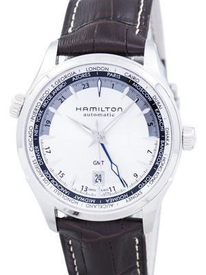 Hamilton Jazzmaster GMT Automatic H32605551 Mens Watch