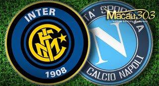 IDN SPORTSBOOK MACAU303: Prediksi Judi Bola Inter Milan vs Napoli 1 Mei 2017