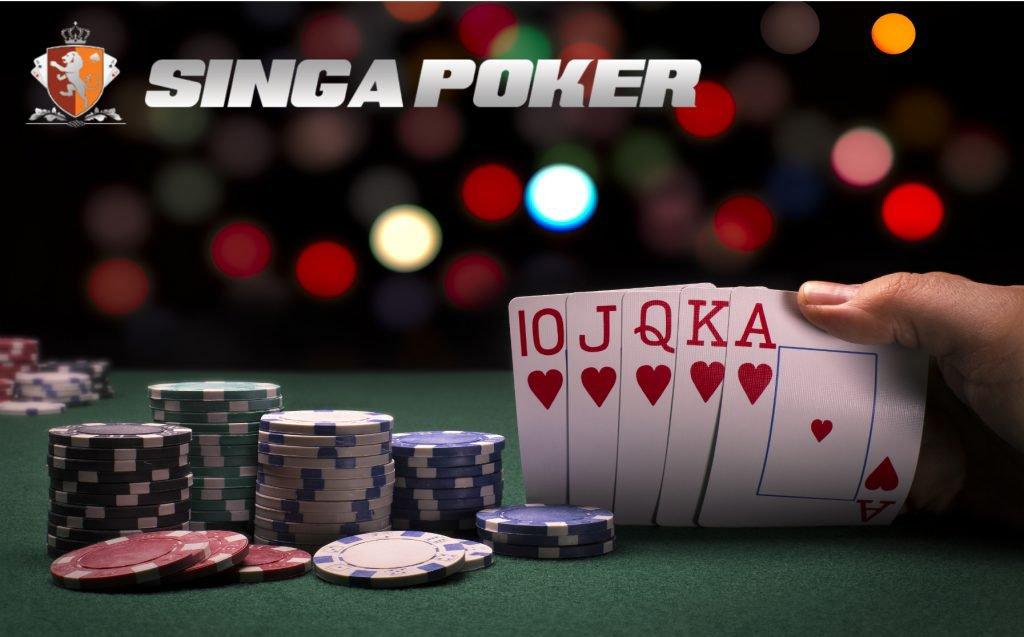 Agen Judi Poker Online Terbaik Di Indonesia